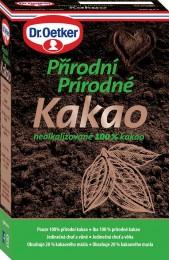 Dr.Oetker Přírodní kakao