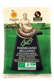 Parmareggio Parmigiano Reggiano Bio DOP strouhaný