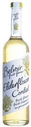 Belvoir Friut Farms Elderflower cordial Bezinkový sirup