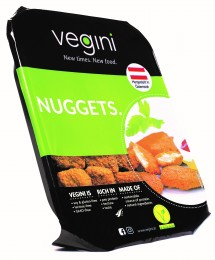 Vegini Vegetariánské Nugety