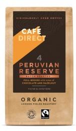 Cafédirect BIO Peru Reserve mletá káva