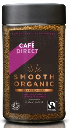 Cafédirect BIO Smooth Organic instantní káva