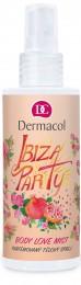Dermacol Body love mist Ibiza party parfémovaný tělový sprej