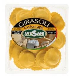Avesani Girasoli se sýrem a lilkem