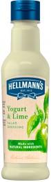 Hellmann's salátový dressing Jogurt a limetka