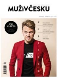 Muži v Česku - vydáno 2.8.2018