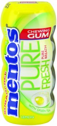 Mentos Gum Pure Fresh Lemon