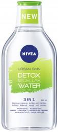 Nivea Urban skin detox micelární voda