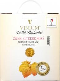 Vinium Zweigeltrebe rosé BiB