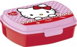 Box svačinový Hello Kitty