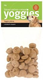 Yoggies originální piškoty pro psy s kuřecím masem