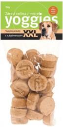 Yoggies XXL originální piškoty pro psy s kuřecím masem