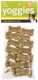 Yoggies Dietní suchary pro psy bez masa a lepku se špenátem