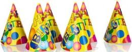 Banquet Papírové párty kloboučky MY PARTY, 6ks