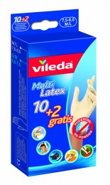 Vileda MultiLatex rukavice vel. M/L, 12ks