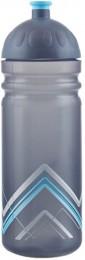 Zdravá lahev BIKE Hory modrá 700 ml