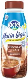 Lactel Matin Léger mléko čokoládové