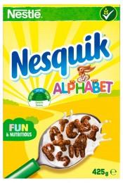 Nestlé Nesquik cereálie Abeceda