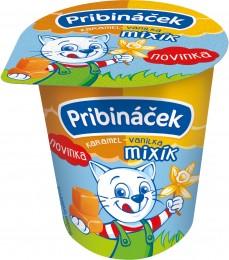 Pribináček Mixík karamel-vanilka