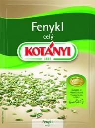 Kotányi Fenykl celý