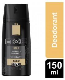 Axe Gold Deodorant sprej pro muže