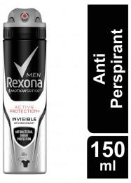 Rexona Men Active Protection+ Invisible antiperspirant sprej