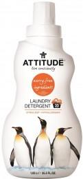 Attitude Prací gel s vůní citronové kůry (1050 ml)