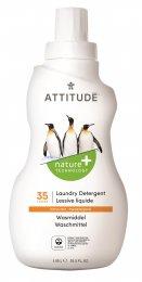 Attitude prací gel s vůní citronové kůry (1,05l)