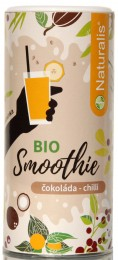 Naturalis BIO Smoothie - Čokoláda + Chilli