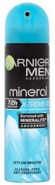 Garnier Men Mineral X-treme Ice deodorant
