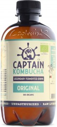 Captain Kombucha Original