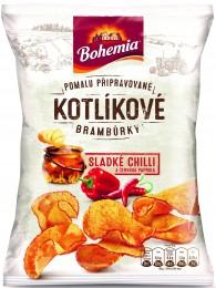 Bohemia Kotlíkové Sladké Chilli a Červená Paprika