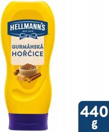 Hellmann's hořčice gurmánská s 8 druhy koření