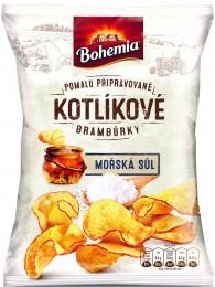 Bohemia Kotlíkové Mořská Sůl