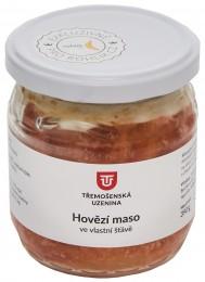 Třemošenská uzenina Hovězí maso ve vlastní šťávě