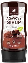 Allnature Agávový sirup Čokoláda BIO