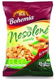 Bohemia Arašídy pražené nesolené