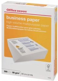 Office Depot Papír Business A4, 80g/m2,