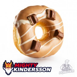Donuter Mighty Kindersson