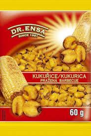 Dr.Ensa Kukuřice barbecue