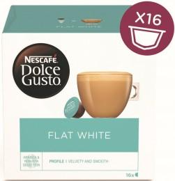 Nescafé Dolce Gusto Flat White 16 kapslí