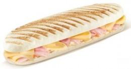 Simply Fresh Panini Šunka a sýr