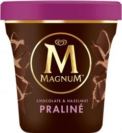 Magnum Praliné zmrzlina v kelímku