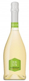 Egos Moscato Bianco šumivé víno bez alkoholu