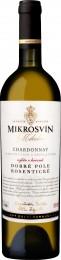 Mikrosvín Mikulov Chardonnay 2016, Traditional line, Rosentické
