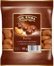Dr.Ensa Kešu v mléčné čokoládě