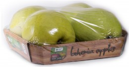 Bohemia Apples jablka Golden Delicious, pack 4ks