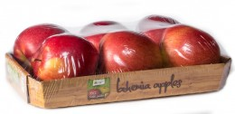 Bohemia Apples jablko Gala Schniga, pack 6ks