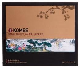 Kombe Korejský ženšenový čaj s jujubou 50ks