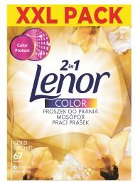 Lenor Color Gold Orchid prášek na praní (5,025 kg)